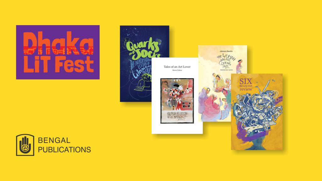 Bengal Publications at Dhaka Lit Fest 2018