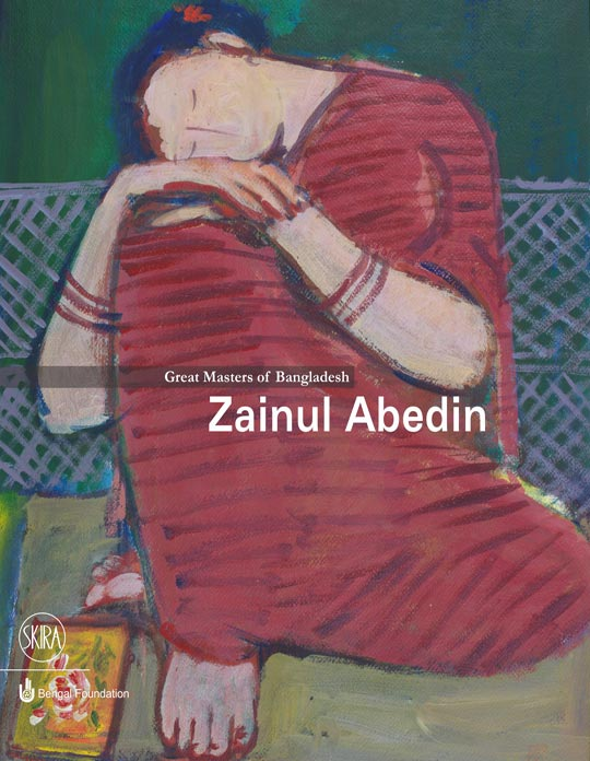 Zainul Abedin: Great Masters of Bangladesh